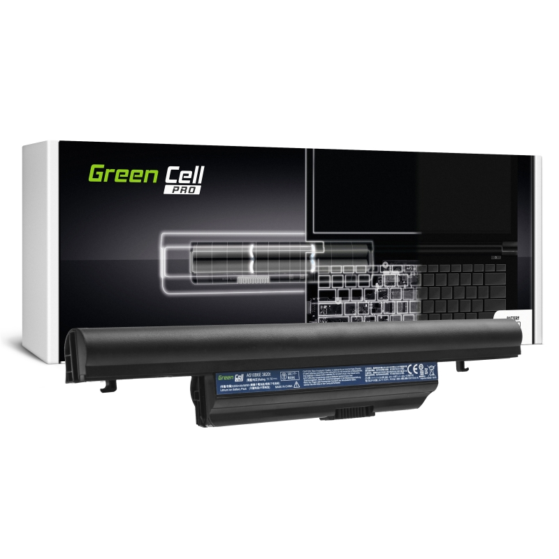 Green cell ® pro laptop battery as10b31 as10b75 as10b7e for acer aspire 5553 5745 5745g 5820 5820t 5820tg 5820tzg 7739