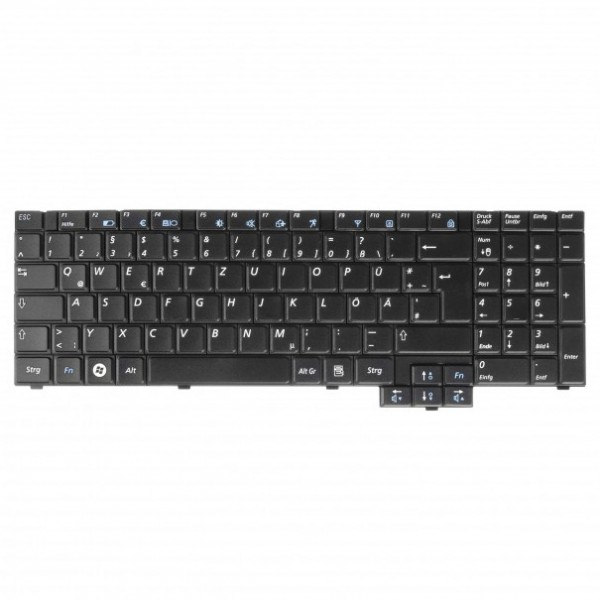 Green cell ® keyboard for laptop samsung r519 r525 r530 r528 r538 r540 r610 r620 r719 rv508 rv510