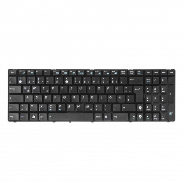 Green cell ® keyboard for laptop asus a52 k52 k72 n50 n52 n53 n71 x52 x53 x54