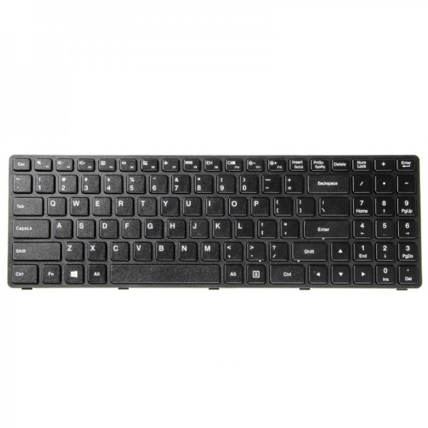 Green cell ® keyboard for lenovo ideapad 100-15ibd